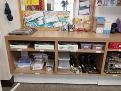 More school supplies